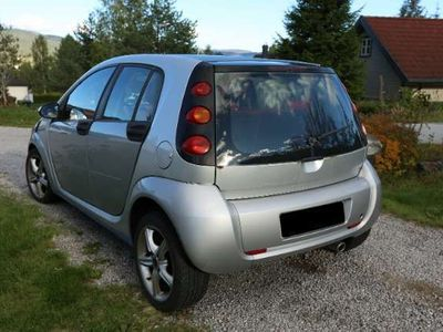 usado Smart ForFour 1.5i Pulse Aut.