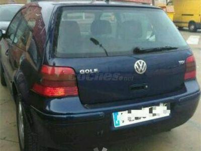 usado VW Golf 1.9 Tdi Advance 110cv 3p. -02