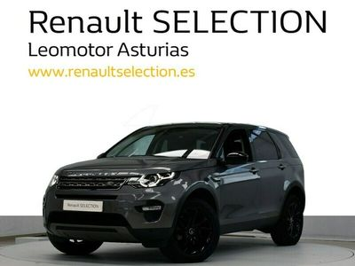 usado Land Rover Discovery Sport Discovery Sport Diesel2.0TD4 HSE 4x4 150