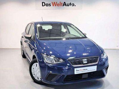 usado Seat Ibiza 1.0 MPI Reference 59 kW (80 CV