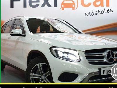 usado Mercedes GLC250 Clase GLd 4MATIC AMG Line