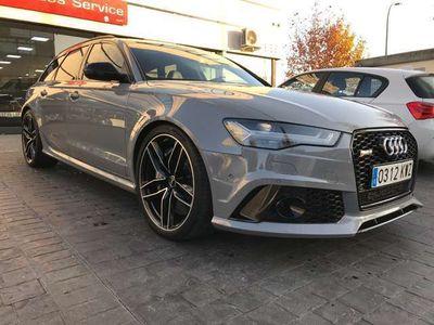 usado Audi RS6 RS6Avant 4.0 TFSI quattro performance