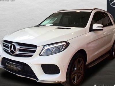 usado Mercedes GLE350 Clase4Matic Aut.