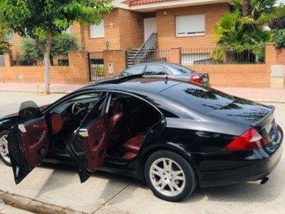 usado Mercedes CLS320 320CDI Aut.