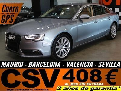 usado Audi A5 2.0 TDI CD S line Edition 140 kW (190 CV)