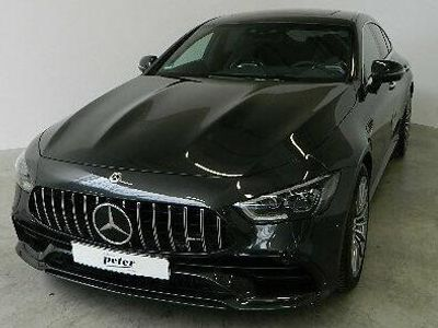 usado Mercedes AMG GT Coupe 53 4M *PERFORMANCE SEATS/BURMESTER*