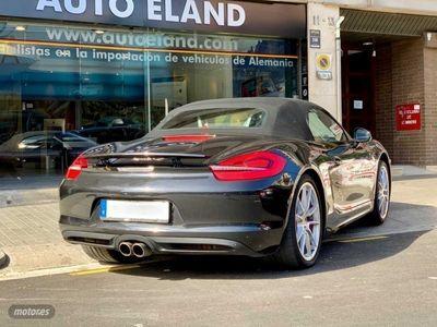 usado Porsche Boxster S SPORT CHRONO BOSE