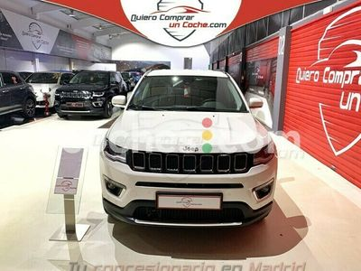 usado Jeep Compass 1.3 Gse T4 Limited 4x2 150 Dct 150 cv en Madrid
