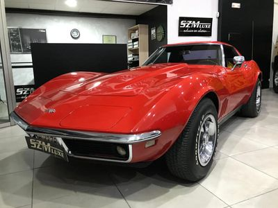 usado Chevrolet Corvette Stingray C3CABRIO 1968 MANUAL COLECCION