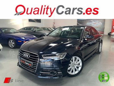used Audi A6 3.0TDI S line edition quattro S-T 200kW