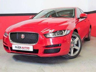 usado Jaguar XE Berlina Automático de 5 Puertas