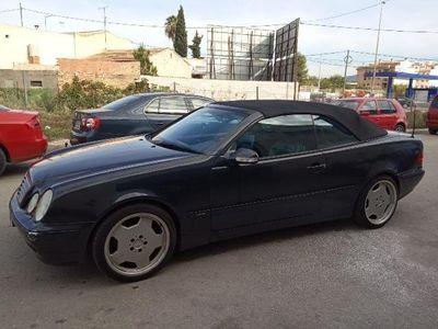 gebraucht Mercedes CLK320 Cabrio Avantgarde
