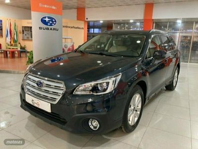 usado Subaru Outback 2.0 TD Executive Plus CVT Lineartron AWD