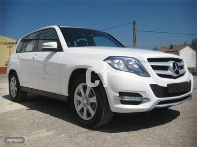 usado Mercedes GLK220 220CDI BE