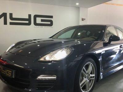 used Porsche Panamera Diesel Aut.