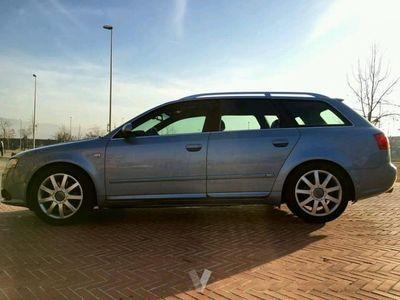usado Audi A4 Avant 1.8 T multitronic -07