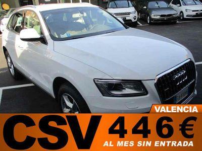 usado Audi Q5 3.0TDI V6 TDI 258CV QUAT. STRONIC AD.'446€/MES'