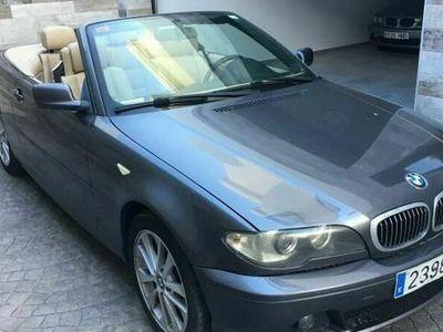 usado BMW 320 Serie 3 Cabrio Cd cat