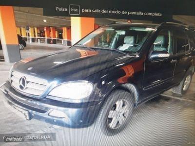 usado Mercedes ML270 Clase MCDI AUTO SPECIAL EDITION