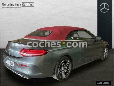 usado Mercedes 220 Clase C C Cabrio9g-tronic 194 cv en Murcia