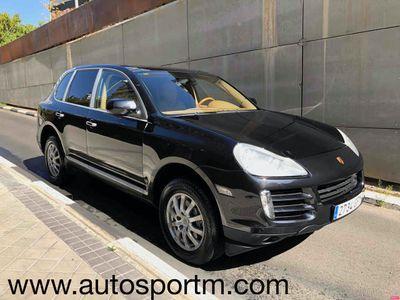 """usado Porsche Cayenne 290CV AUT, NAVI, LL 19"""" XENON, CUERO, PDC, LEVAS"""