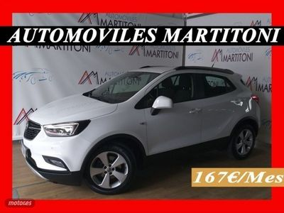 usado Opel Mokka 1.6 CDTi 81kW 110CV 4X2 SS Business