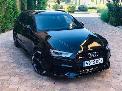 used Audi RS3 Sportback 2.5 TFSI quattro S tronic 294kW