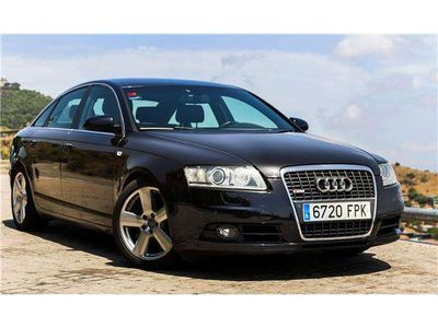 used Audi A6 3.2 FSI quattro Tiptronic