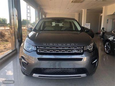 usado Land Rover Discovery SD4 4WD HSE 7 asientos
