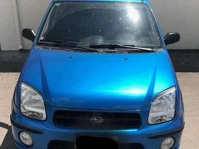 usado Subaru Justy G3X 1.5 AWD Plus