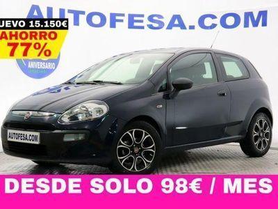 usado Fiat Punto Evo 1.3 Multijet 75cv Dynamic 3p S/S # LIBRO REVISION