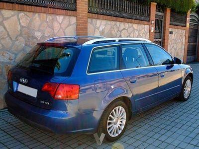 usado Audi A4 2.0 TDI multitronic Avant DPF -06