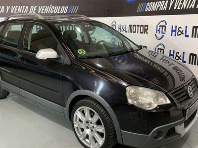 begagnad VW Polo Cross Polo 1.9TDI