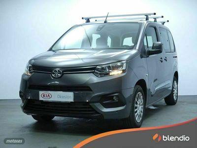 usado Toyota Proace City 1.5D 75kW 100CV VX L1
