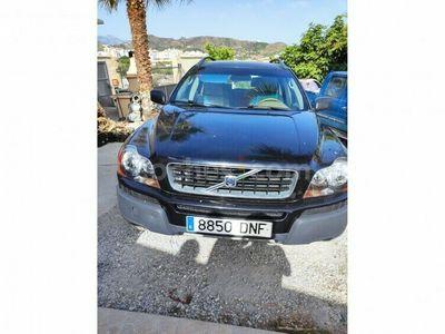 usado Volvo XC90 Xc902.4d Momentum 163 Aut. 163 cv en Malaga