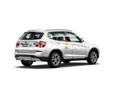 usado BMW X3 Xdrive 20da 190 cv en Toledo
