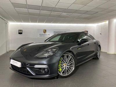 usado Porsche Panamera Turbo S E-Hybrid