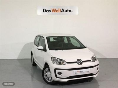 begagnad VW up! 1.0 BMT High 55kW