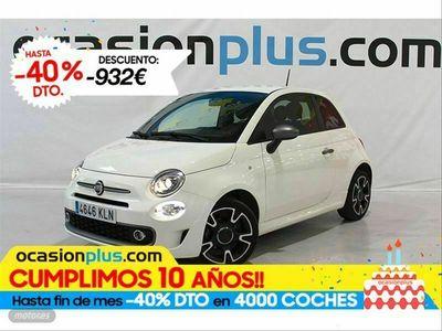 usado Fiat 500S 1.2 8v 51KW 69 CV MTA
