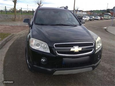 brugt Chevrolet Captiva 2.0 VCDI 16V LTX 7 Plazas Auto