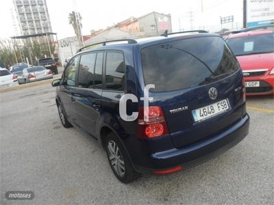 usado VW Touran 2.0 TDI 140 Traveller