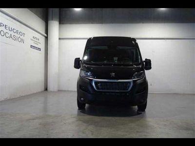 usado Peugeot Boxer Combi 5/9 333 L2H2 BHDI 103kW(140CV) S&S