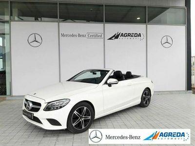 usado Mercedes C220 Cabrio (EURO 6d-TEMP)