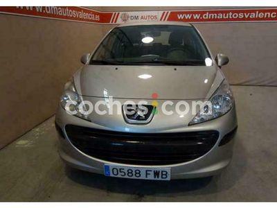 usado Peugeot 207 1.4hdi Urban 70 cv en Valencia