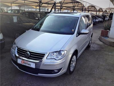 usado VW Touran 2.0TDI Traveller DSG 170