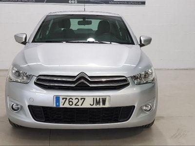 usado Citroën C-Elysee I BlueHDi 100cv Seduction