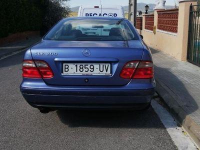 usado Mercedes CLK200 Elegance