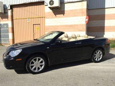 usado Chrysler Sebring Cabriolet 2.7 Limited Auto