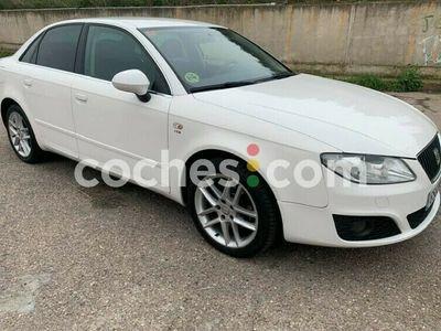 usado Seat Exeo 2.0tdi Cr Sport 143 143 cv en Zaragoza
