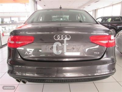 usado Audi A4 2.0 TDI 150CV multitronic S line edition